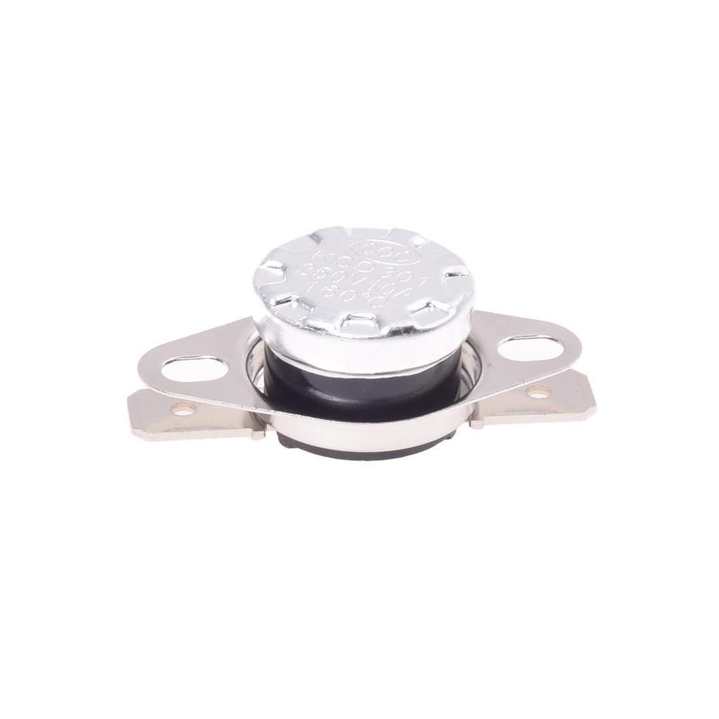 NC //abrir no KSD301-125 ° C 10A 250V Interruptor de control térmico normalmente cerrado