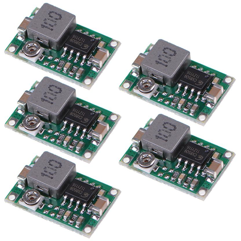 2X mini 3A DC-DC Converter Step Down buck Power Supply 3V5V 16V MP2307