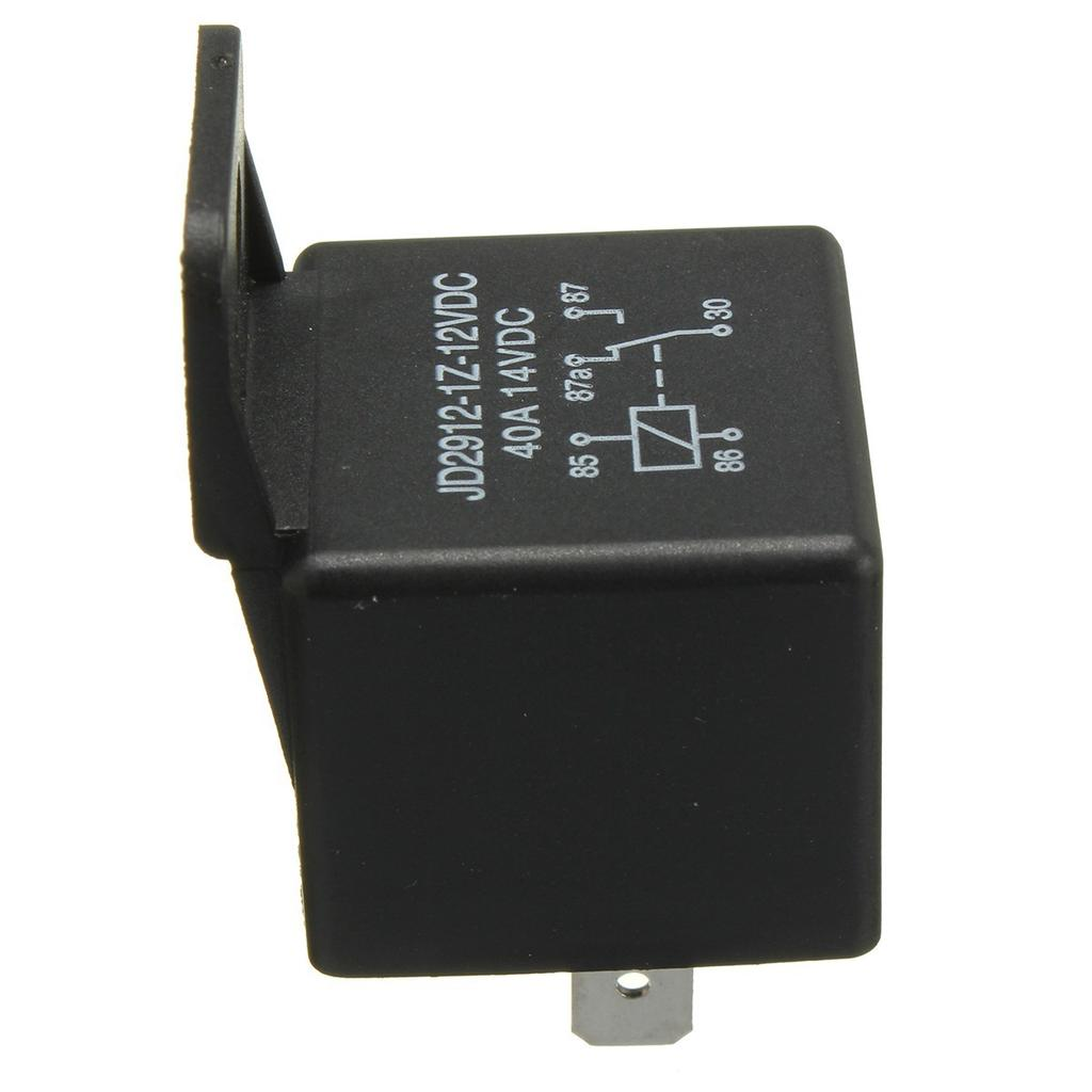 30Amp 12V Heavy Duty 5 Pin Changeover Relay Automotive Car Bike Boat Protection