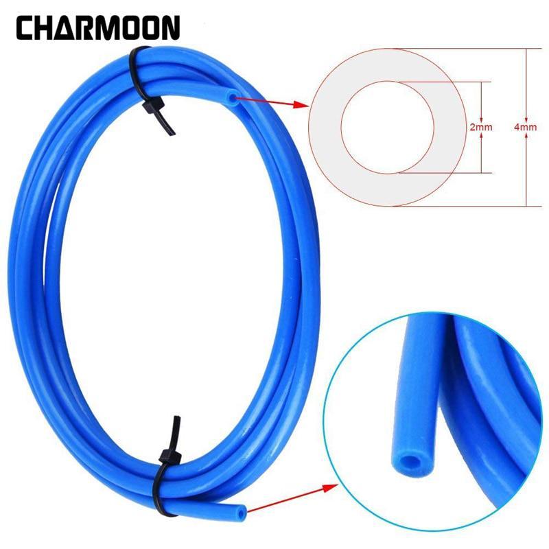 1 Meter PTFE Teflon Tube Pipe For 1.75mm//3mm Filament 3D Printer Extruder Parts