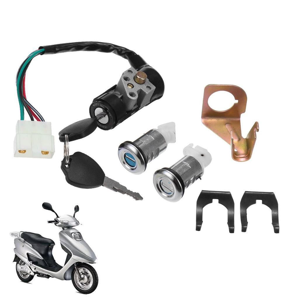 [SCHEMATICS_48DE]  Motorcycle Ignition Switch Key Set 5 Wires For 150cc Roketa Jonway Moped  Scooter Gy6 50cc-buy at a low prices on Joom e-commerce platform | Jonway 250cc Scooter Wiring Harness |  | Joom