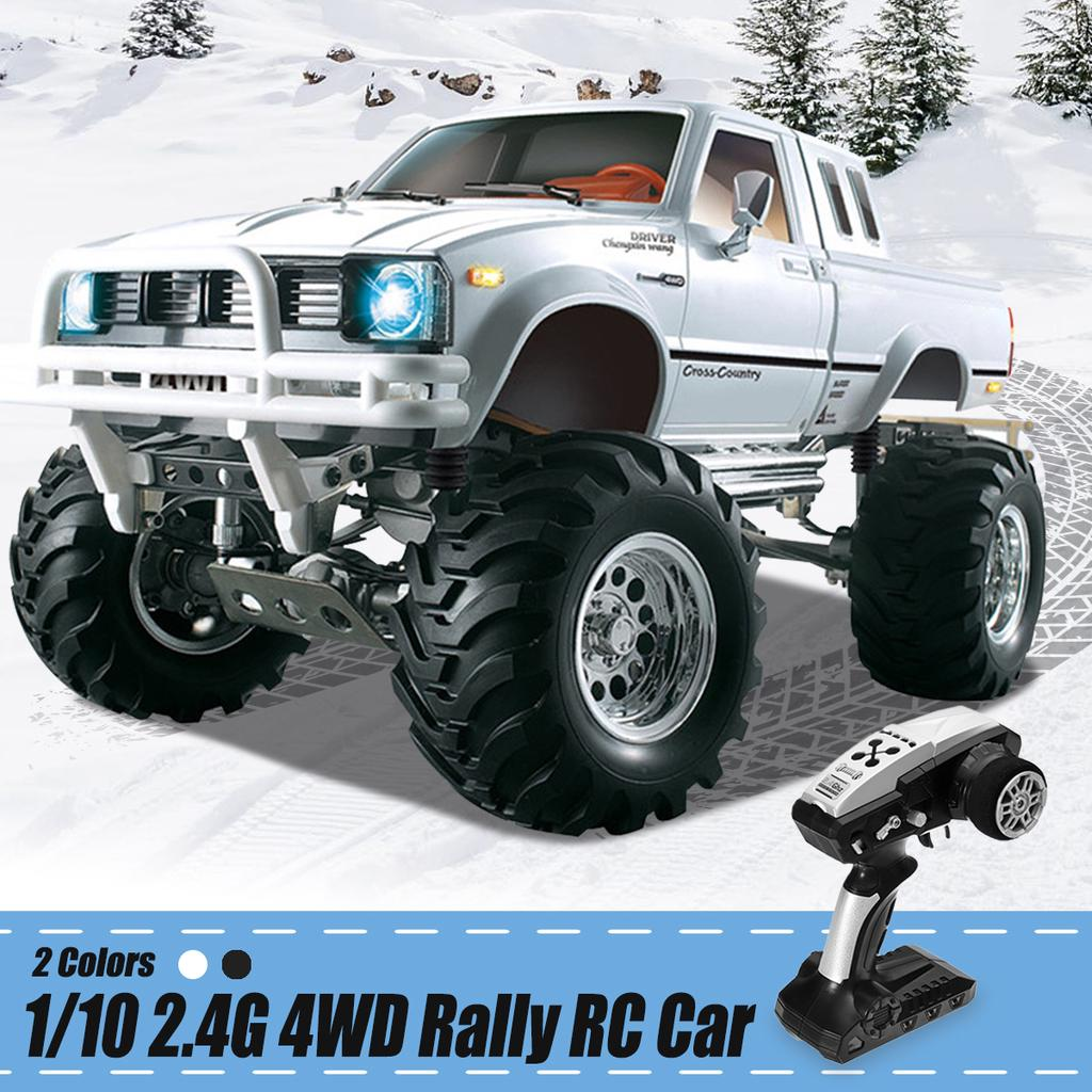 HG 1//10 RC Rear Support for Car Shell P407 4*4 Pickup Model Racing Crawler