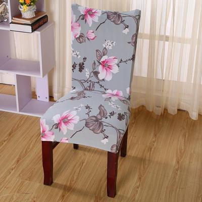 Verschiedene Muster Haushalt Antifouling Abnehmbarer Stretch Elastischen  Slipcovers Kurze Esszimmer Stuhl