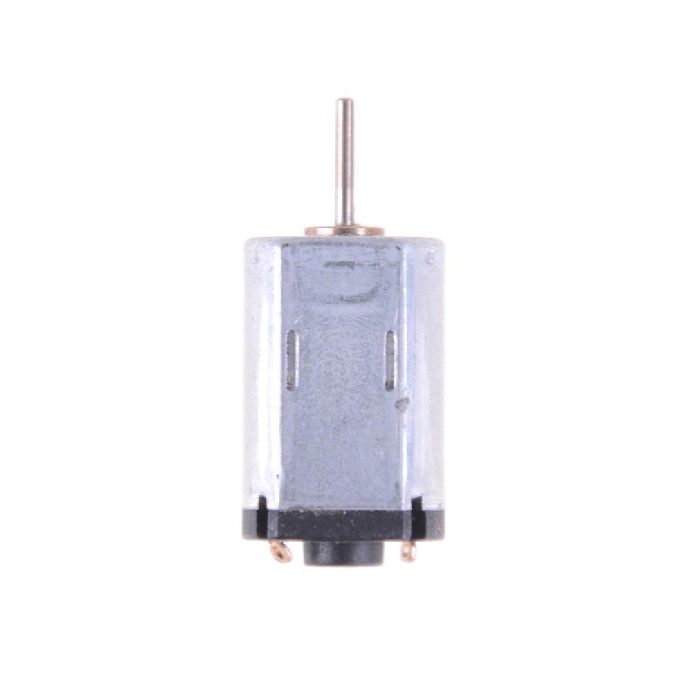 2PCS FF-M20 DC 3V 3.7V 22000RPM High Speed Micro Mini M20 Motor 1mm Shaft RC DIY