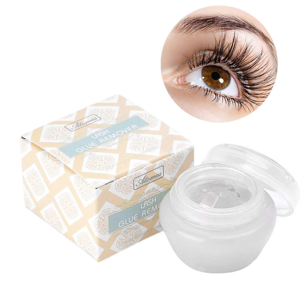 Atomus Glue Remover Irritation For False Eyelash Extension For Women