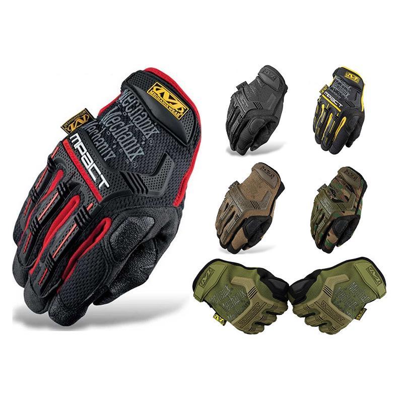 Mechanix Wear Tactical Gloves Military Bike Race Sports Paintball Mechanic Army