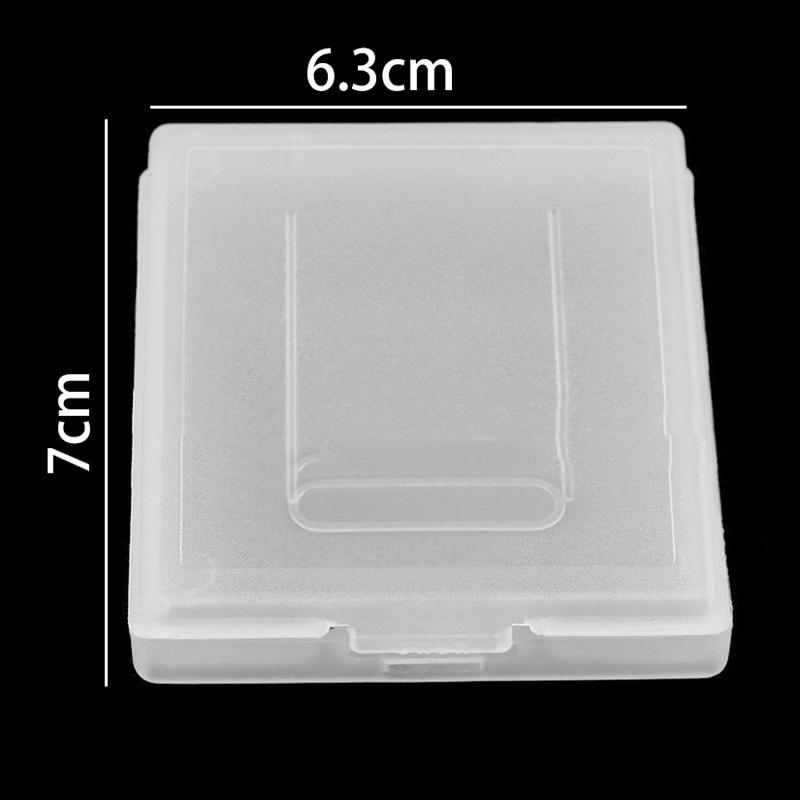 5 PCS White Plastic Game Card Cartridge Storage Cases Boxes for Nintendo Gameboy GBC-buy at a low prices on Joom e-commerce platform
