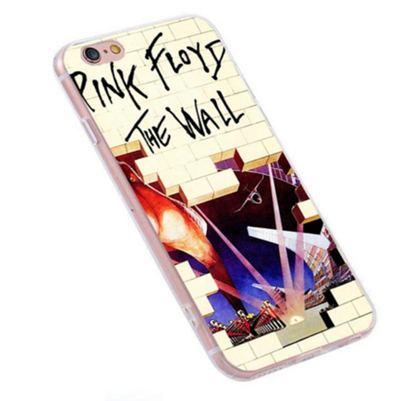 Pink Floyd The Wall Movie Soft Tpu Silicone Phone Case Cover For Iphone 4 5 6 7s Plus 8 X Case