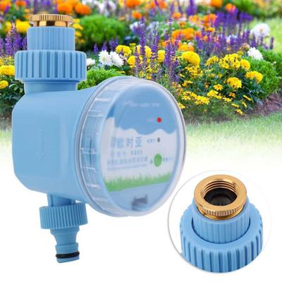 Water Timer Garden Automatic Watering Timer Irrigation Controller Kit with Y-Shaped Quick Connector 5 pcs per Set