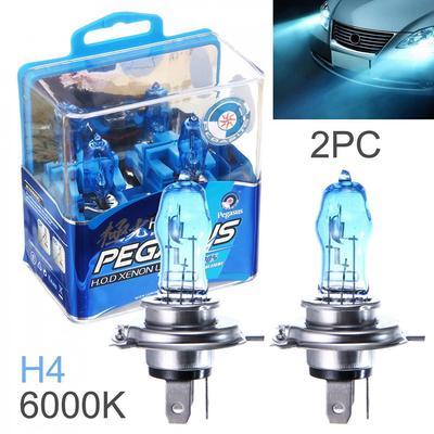 H1 100w Super White Xenon HID Upgrade High Main Full Beam Bulbs