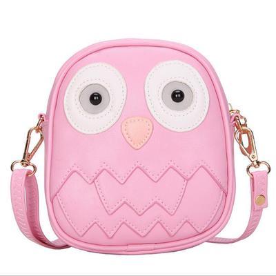 Kids Girls Messenger Bags Cartoon Mini Cute Children Handbag Girl Shoulder  Bag Women Crossbody 58ac0de52b