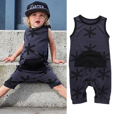 2d959dd8f Cute Toddler Kids Baby Girl Boy Clothes Cotton Bodysuit Romper ...