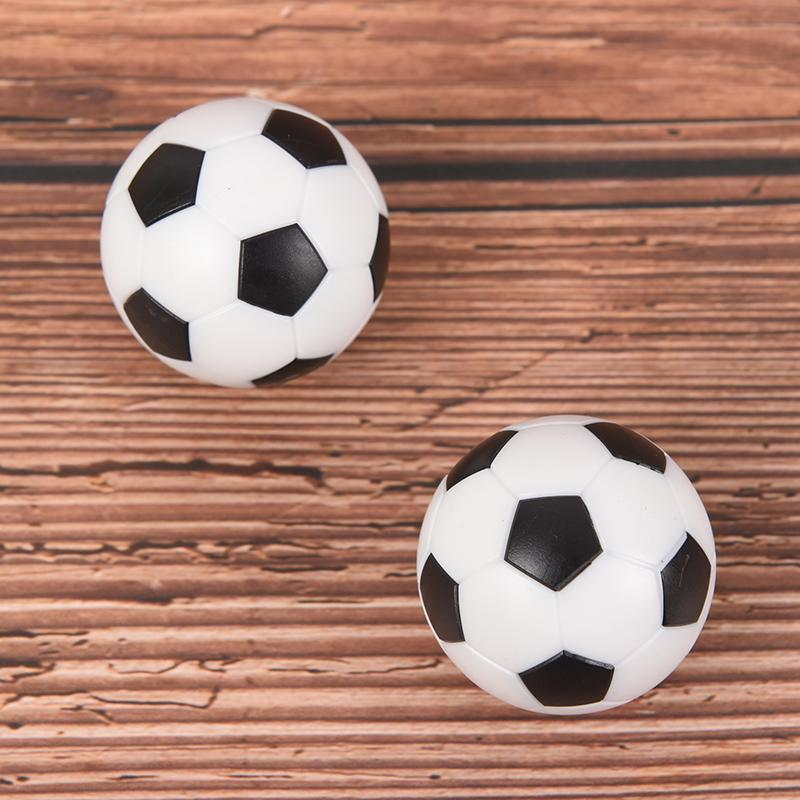 2x 32mm Foosball Table Football Plastic Soccer Ball Soccer ball Sport Gifts SR