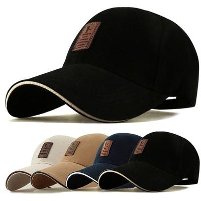 c5459810be40 Algodón popular Golf al aire libre deportes del sol sombrero hombres ...