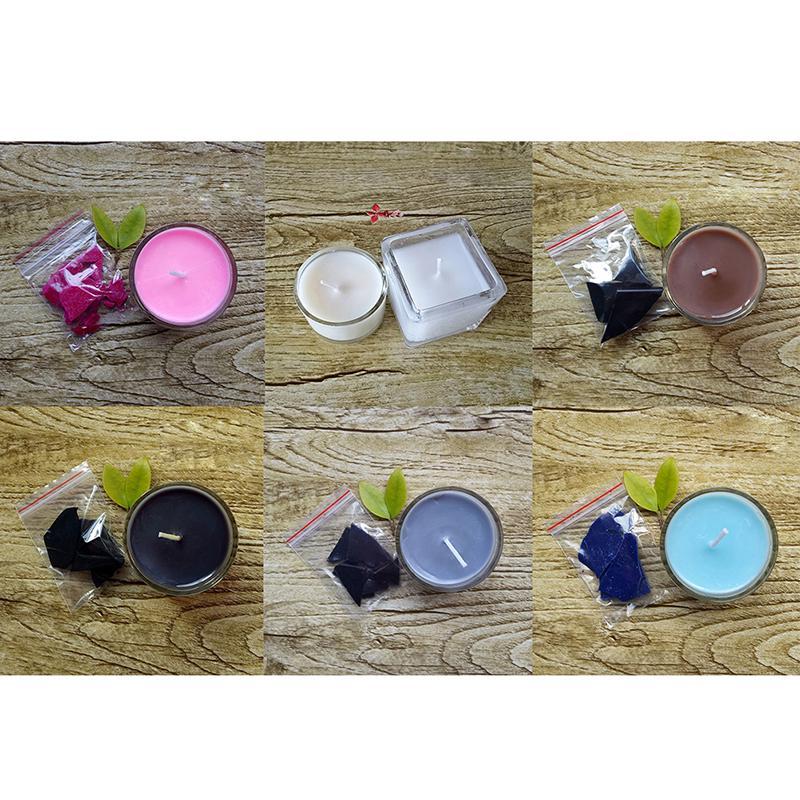 5G Diy Свеча Создание восковых красителя краски для свечи решений поставок – купить по низким ценам в интернет-магазине Joom