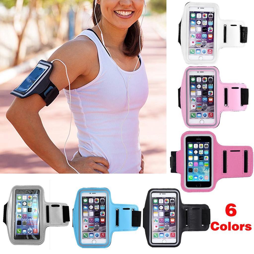 Универсальный мобильный телефон Arm Band Открытый Спорт Wrist Держатель Сумка Чешот для iPhone Samsung Xiaomi