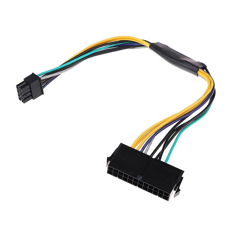 JMT 18cm ATX IDE Dual 4 Pin 4 P a 6 Pin PCI-Express PCIE 6 P de v/ídeo Cable Adaptador convertidor de Corriente de Tarjeta Y Cable Divisor 1 PCS