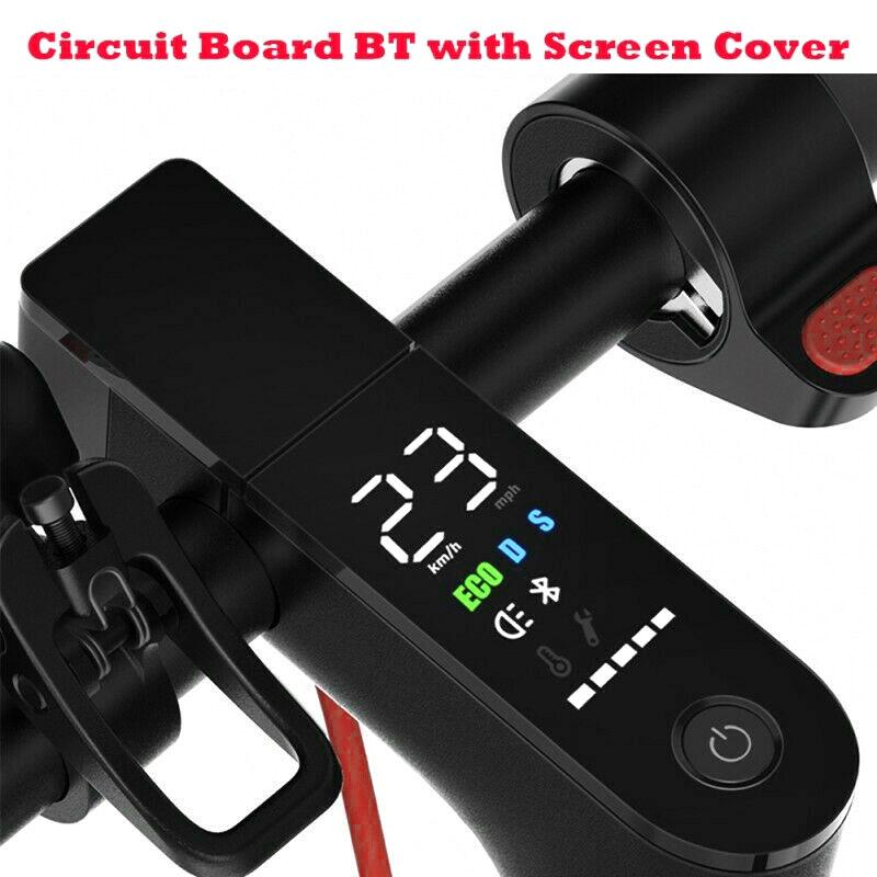 Details about  /Dashboard Circuit Board Cover Replacement For Xiaomi M365 /& Pro M365 Scooter