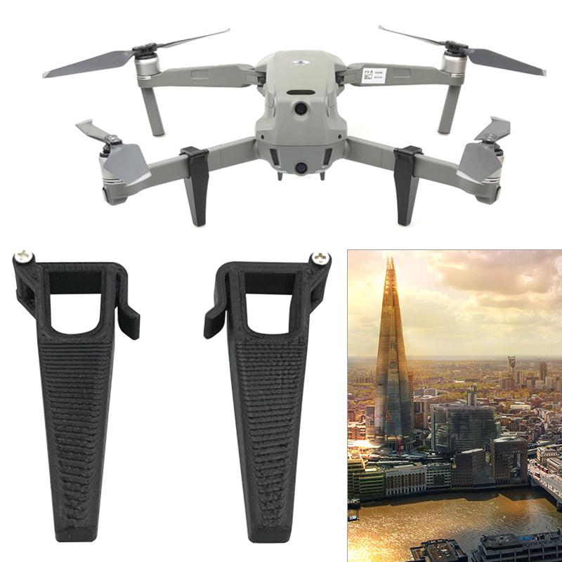 Carrello di atterraggio pgytech estensioni titolare Guard Gimbal Kit per DJI Mavic 2 Drone RC