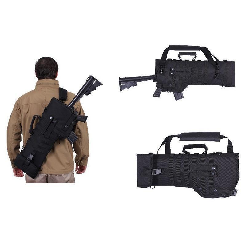Tactical Rifle Scheide AR15 M4-Gewehr Holster militärische Schulter ...