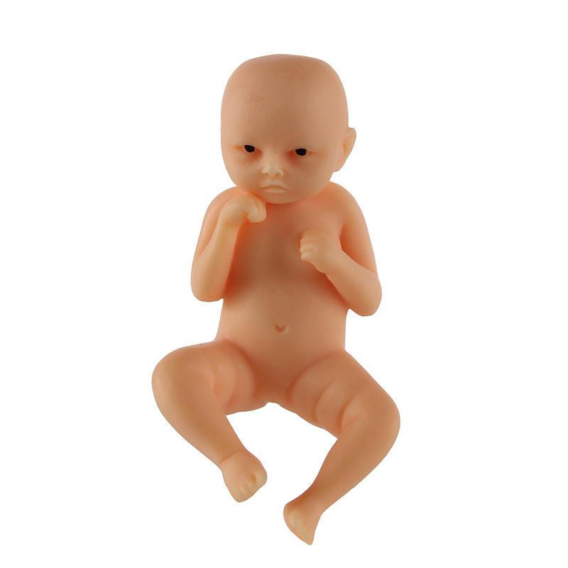 MagiDeal 22inch Full Vinyl Body Reborn Doll Boy with Cute Clothes Hat Set