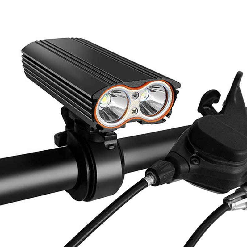 1200LM Cycling Bike Bicycle Superbright Front Head Light Lamp Flashlight 3 modes