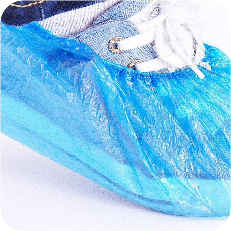 LOT Disposable Shoe Covers Overshoes Waterproof Carpet Floor Boot Protectors