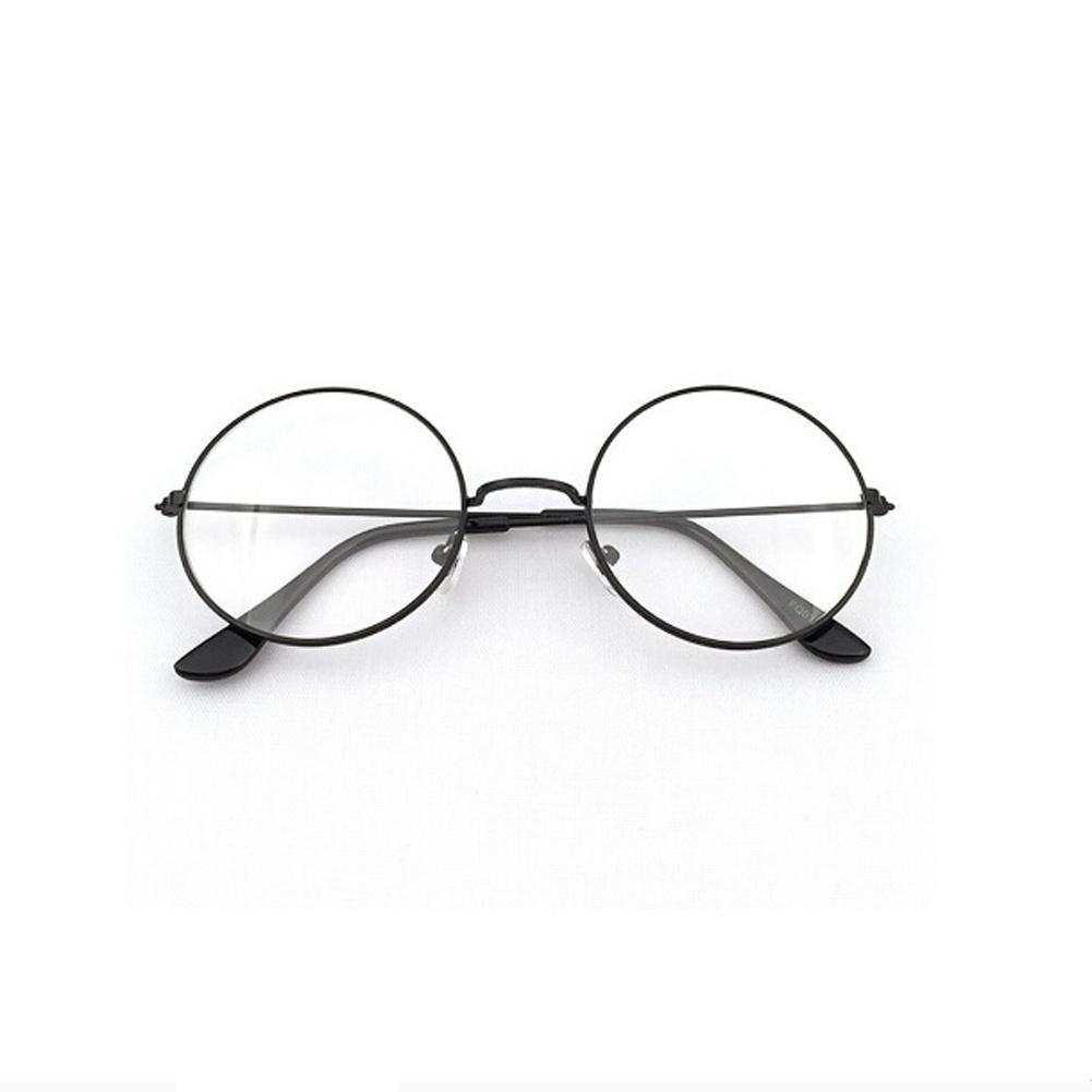 Retro-Runde Brille Männer Harry Potter Brille Rahmen Brille klare ...