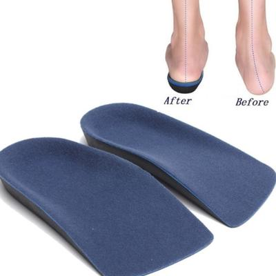 Heel Foot Feet Cushion//Pad 3//4 Insole Shoe Pad For Women Orthotic Arch Support
