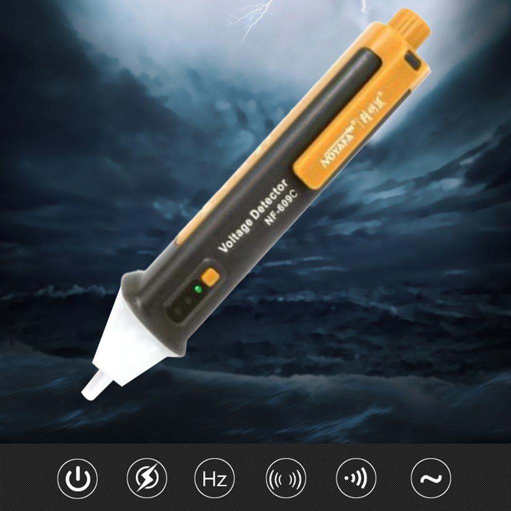Sensitivity Adjustable Voltage Detector 50 1000v Led Flashlight Com Buy Ac90 Induction Type Ac Circuit 1 Of 5