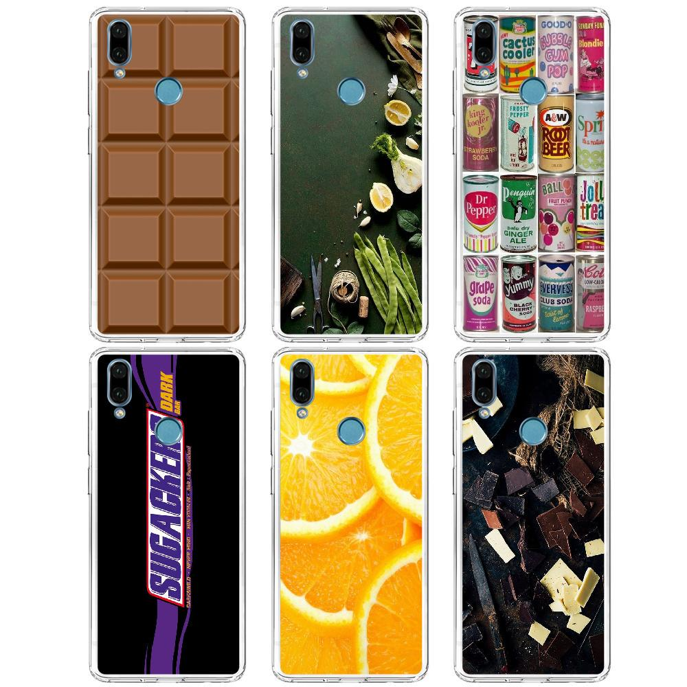 Cans Chocolate TPU Cover Case for Huawei P20 Lite/Pro Mate P20 Lite/Pro P Smart P Smart-buy at a low prices on Joom e-commerce platform