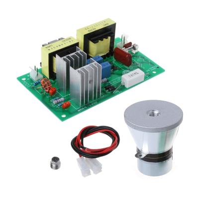 50W 40K Transducer And AC 220V Ultrasonic Cleaner Driver
