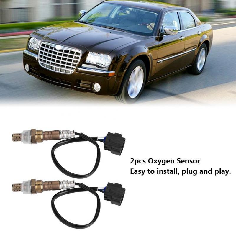 New O2 Oxygen Sensor Downstream /& Upstream For Dodge Dakota Ram 1500 V8 4.7L