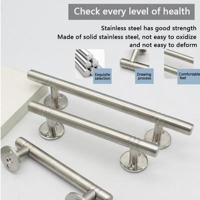 Kitchen Cabinet Door Handle Stainless Steel T Bar Drawer Pulls Knobs 500mm Buy At A Low Prices On Joom E Commerce Platform