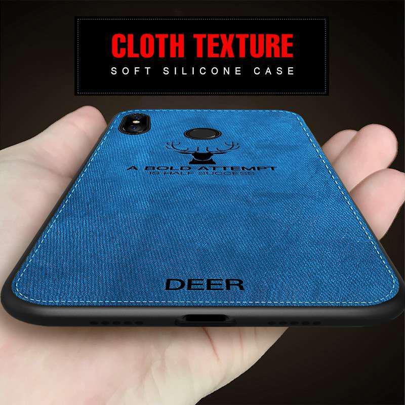 Ретро ткань телефон ткань случае XiaoMi Mi 8 9 SE А1 А2 Lite RedMi отметить 7 PRO 6 5А 6А 5 плюс F1 покрытия