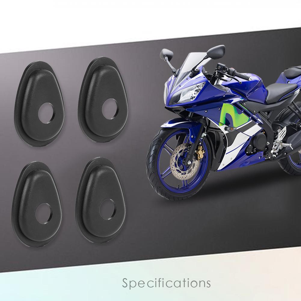 4X Motorcycle Turn Signal Light Indicator Spacer For YAMAHA FZ1 Fazer R6 XSR 700