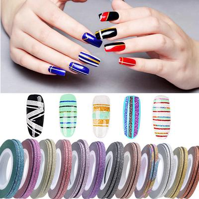 1mm Roll Striping Tape Line Diy Nail Art Tips Decal Decoration