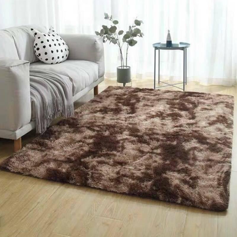 Area Soft Fluffy Rugs Home Floor Mat, Living Room Carpet