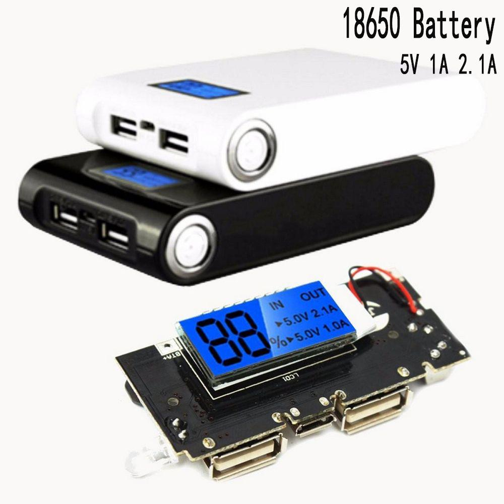 Charging 1a 21a 5v 18650 Battery Charger Board Mobile Power Bank Cell Phone Pcb Boardmobile Circuit 1 Of 10