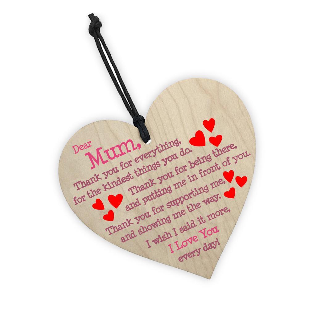 b4770bd354 Colgante de madera corazón de amor en forma de señal placa etiqueta ...