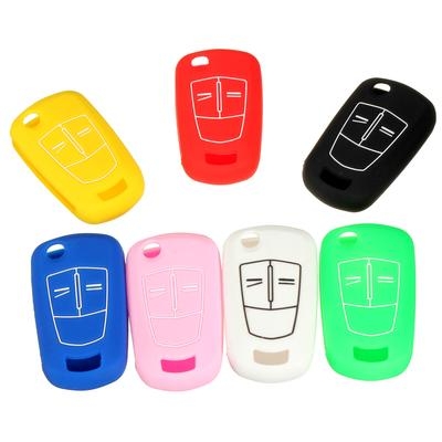 2/3 Button Silicone Remote Key Cover Case Fob For VAUXHALL OPEL CORSA ASTRA