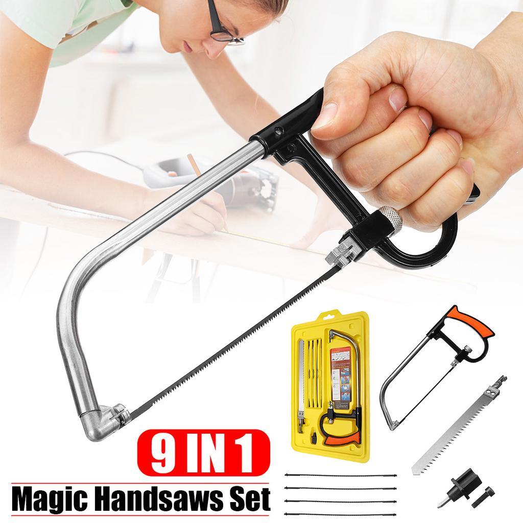 1*Coping Saw Wire Saw Frame Jade Metal Saw Blade Cutting Tool Soft Grip Handle