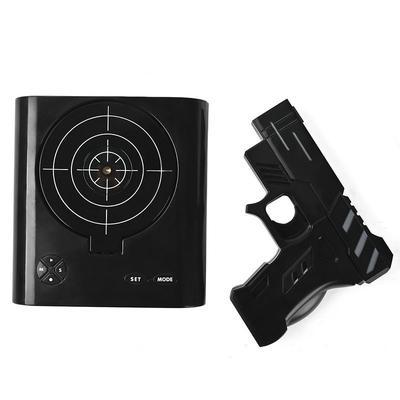 e176a741792e Eyourlife novedad objetivo de rayo infrarrojo pistola despertador perfecto  para viajes de la casa escuela