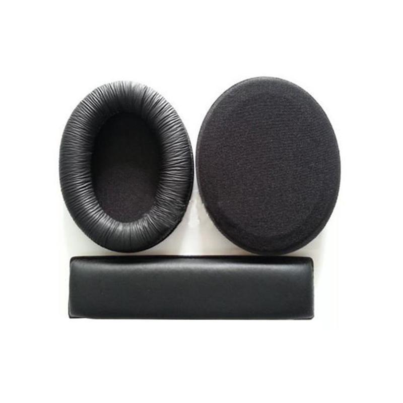 Replacement Ear Pads Cushion Foam For Sennheiser HD201 HD180 HD201S Headphones