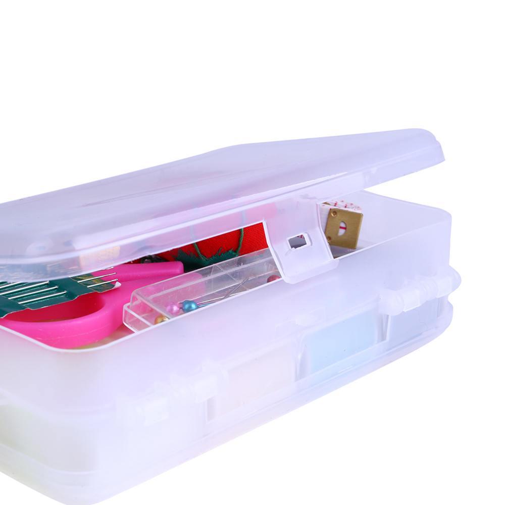 24pcs Portable Multifunctiona Sewing Kit Home Travel Professional Sewing Set