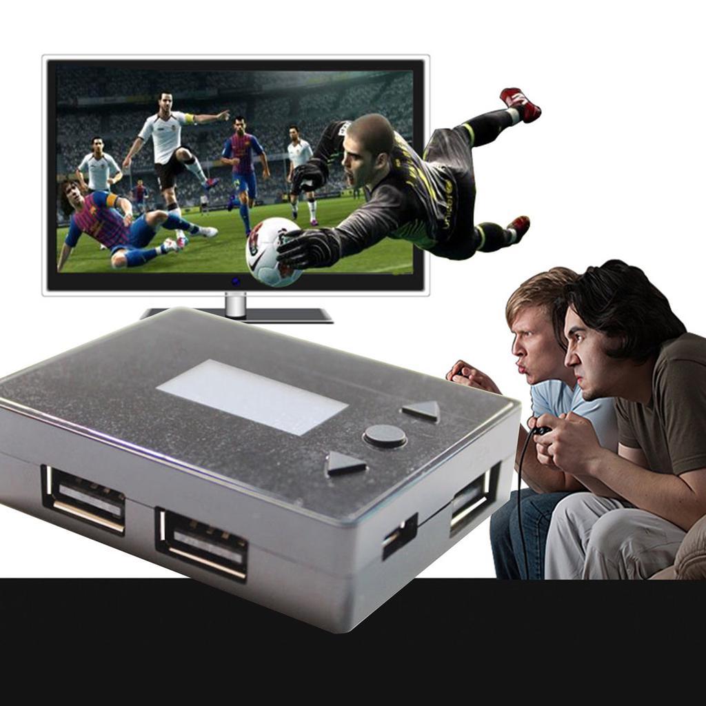 IT Cracker Xkey xk3y-r x360key Reloaded LCD Display remote control for  XBOX360