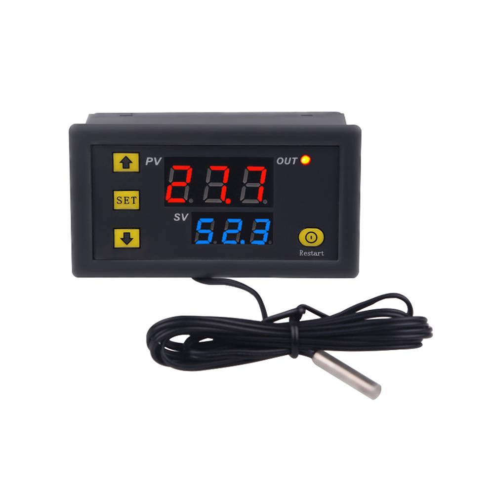 DC 12 V 20A LCD Digital Thermostat Temperaturregler Meter Regler W3230 Ht