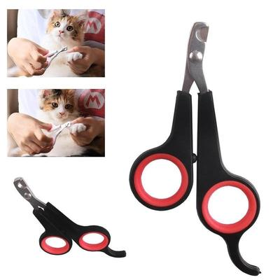 Pet Nail Clippers Cutter Trimmer Scissors For Dogs Cats Birds Guinea Pig Animal Claws