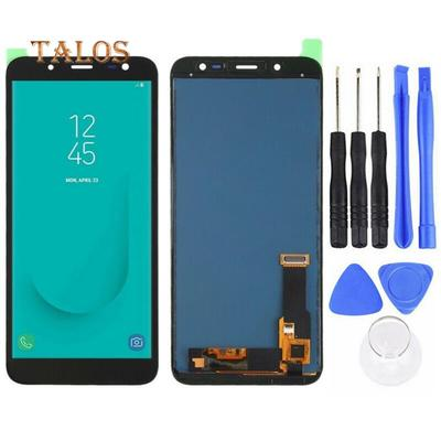 TALOS Electronic LCD Display Glass Touch Screen Digitizer for Samsung  Galaxy J6 2018 SM-J600DS