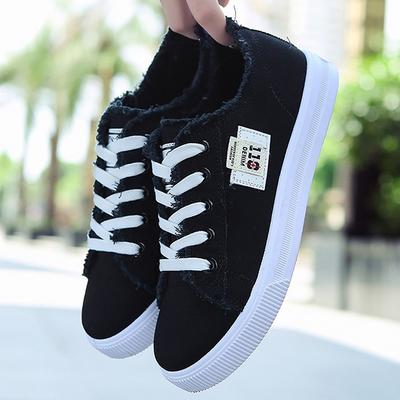 CYFMYD Canvas Shoes for Girls Sneakers